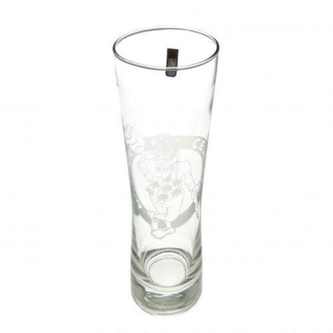 Last 352 x NBA Boston Celtics Slim Pint Glasses rrp£12 - NOW ONLY £0.79p - AMAZING PRICE!!