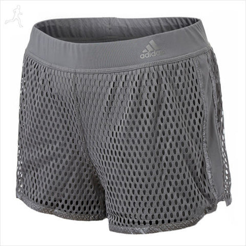 Last 12 x adidas Climalite Marathon 10 Women's Running Shorts (D85862) rrp£25, Now Just £2.99!!