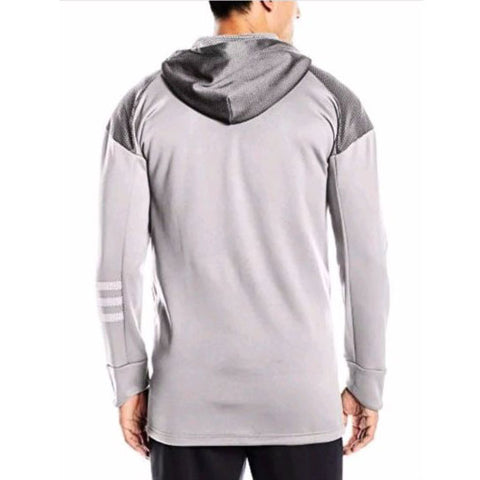 17 x adidas Basketball League Mens Crusher Hoodies (AX6408) rrp£86 - Incredibly Only £14.99