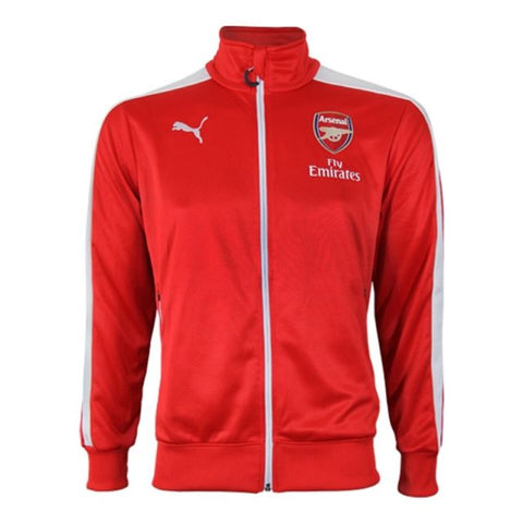 21 x Puma Men's Arsenal Football Club T7 Anthem Jackets (746581-01) rrp£90, Selling For Only £12.99!!