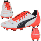 Last 28 x Puma Evopower 3.2 FG Mens Football Boots rrp£50 ONLY £11.79 (Selling for £31.80 on eBay)