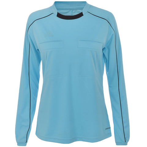 25 x adidas Climacool Ladies Long Sleeve Referee 16 Jerseys (S93375) rrp£50 - Incredibly Only £7.49