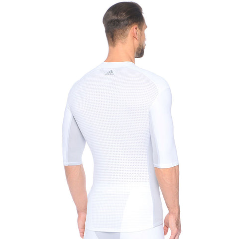 18 x adidas Techfit ClimaChill Mens  Compression Shirts (S95741) rrp£40 - Incredibly Only £7.99