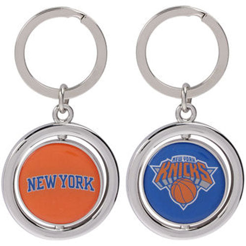 200 x NBA Basketball New York Knicks Collector Spinner Keyring rrp£7.99 Only £1.29