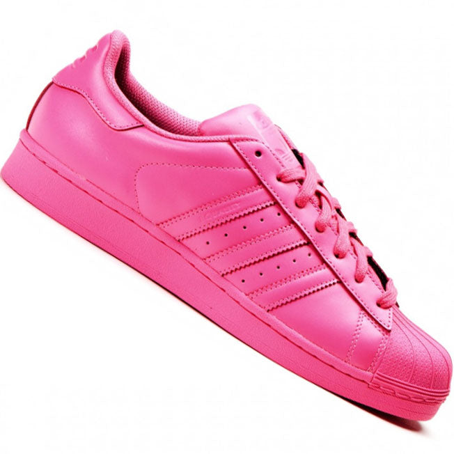 15627517c8271 ... Last 7 x adidas Originals Pharrell Williams Mens Superstar Supercolour  Trainers S41839 rrp£120 Only ...
