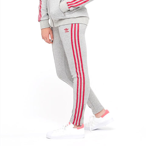 Last 17 x adidas Originals Childrens Trefoil Logo Girls Trousers BK2021 rrp£40 Was £11.69 Now £9.99
