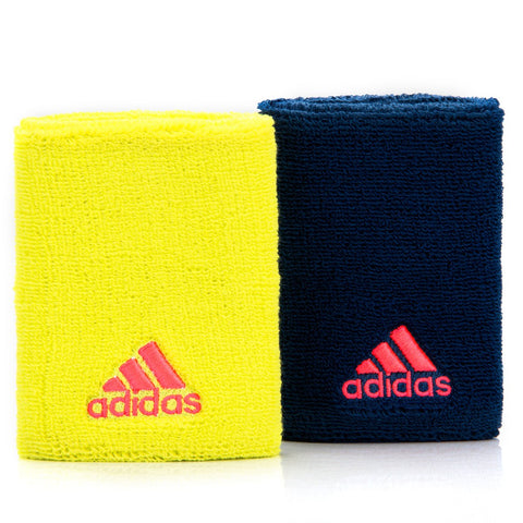 Last 50 x adidas Performance Unisex Tennis Wristbands AY4606 rrp£30 Only £2.99