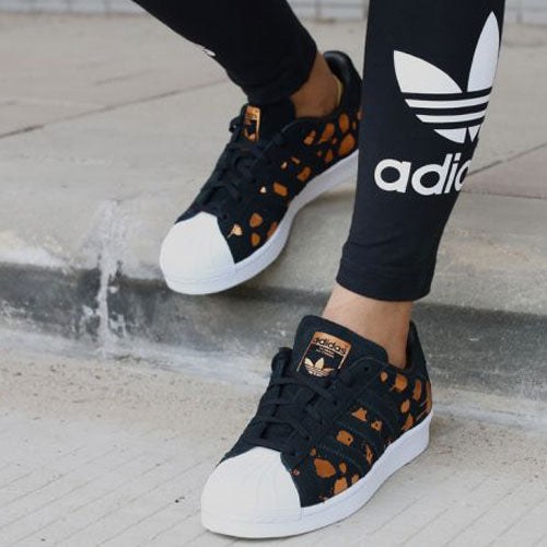 official photos 1adbe e4df9 ... Last 12 x adidas Originals Womens Trefoil Superstar Trainers S76152  rrp£100 Only £30.49 ...