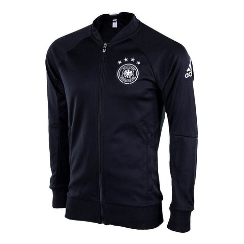 Last 14 x adidas Germany DFB Mens Anthem Jackets AC6694 rrp£90 Only £21.99 *SELLING AT £62.99 ON EBAY*