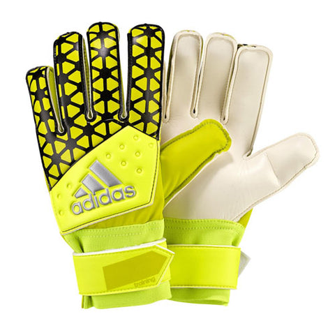 Last 20 x adidas Ace Youth Goalkeeper Training Gloves S90150 rrp£30 **Final Price Drop** Only £4.99
