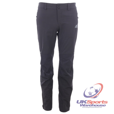 11 x adidas Performance Mens Terrex Summer Alpine Pants Black - Z09577 - rrp£120 Only £33.79!!