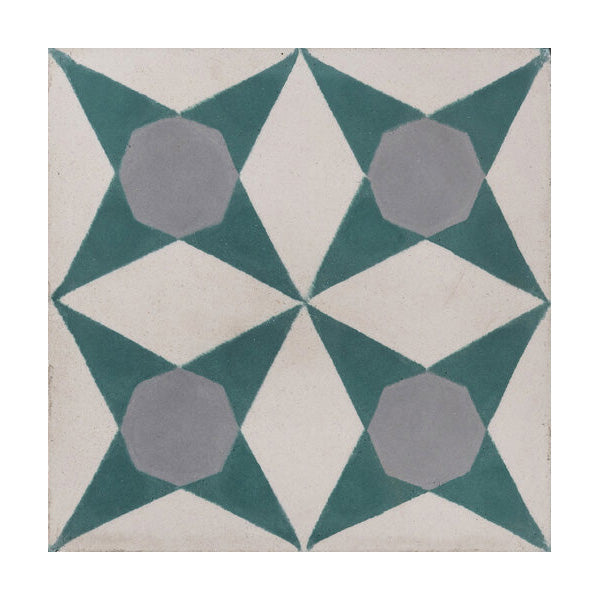 Origami Cement Tiles