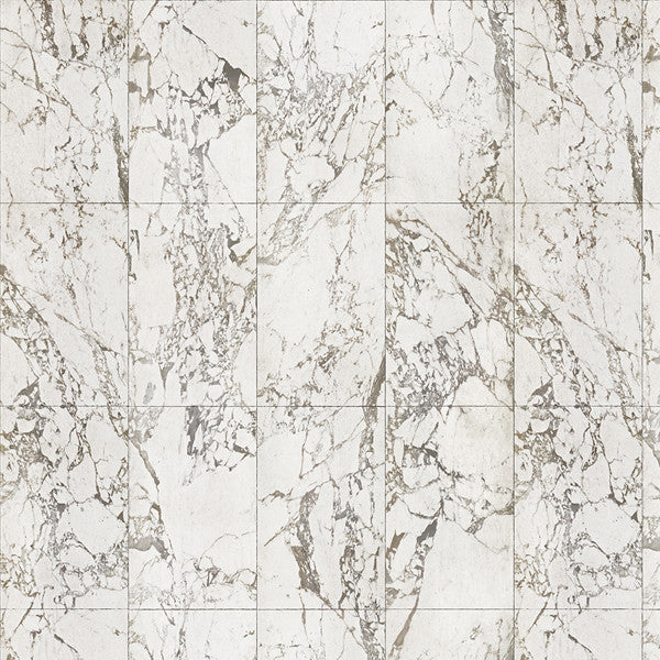 Nlxl Materials Collection Phm 40a White Marble No Joints Wallpaper By Piet Hein Eek Mink Interiors