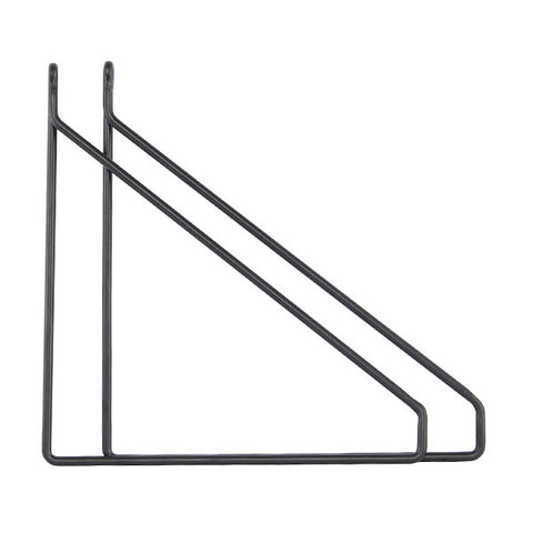 Shelf Bracket - Black