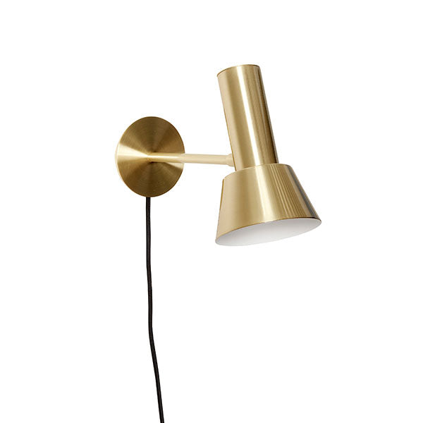 Franco Wall Light - Brass