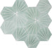 Dandelion Cement Tiles - Celadon + Milk