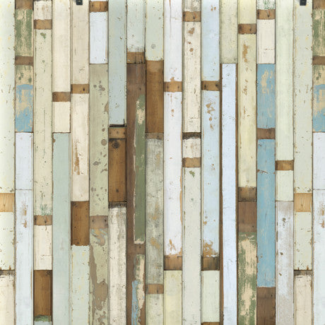 Scrapwood PHE-03 Wallpaper by Piet Hein Eek