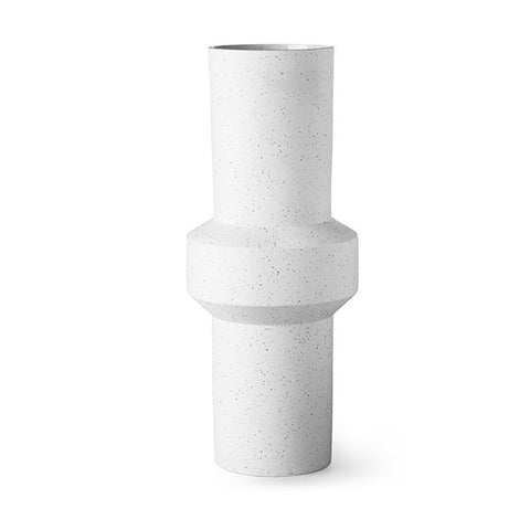 Ursula Vase - White Speckled Clay (large)