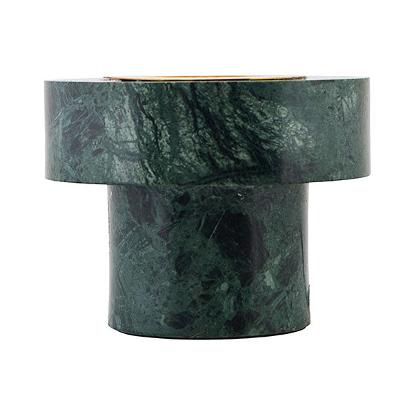 Luxury Marble Table Lamp with Brass Detailing