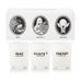 Luxury Candle - Doctor Cooper Series (Mini candle Set of 3)