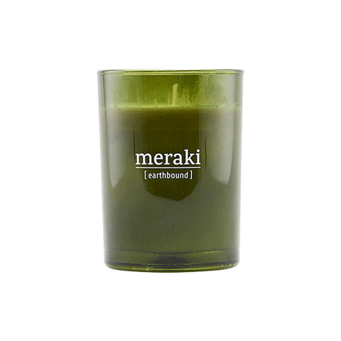 Scented Candle in Gift Box - Earthbound