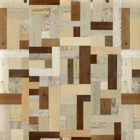 Scrapwood PHE-06 Wallpaper by Piet Hein Eek