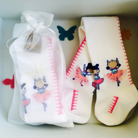 Little Dancer Children's Tights