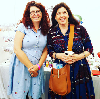 Sally Lees and Kirstie Allsopp