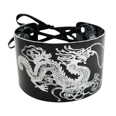 Chinese Dragon Corset Cuff