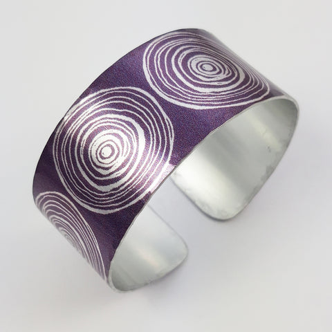 'New Dawn' Women's Suffrage Cuff