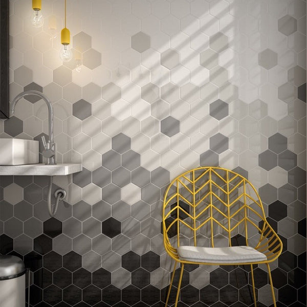 The Top 5 Ways To Use Hexagon Floor Amp Wall Tiles Baked Tiles