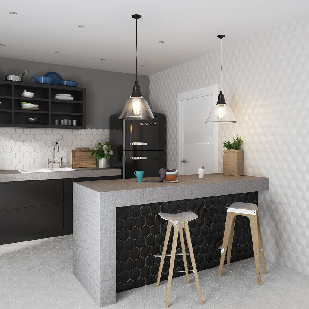 3d kitchen wall tiles