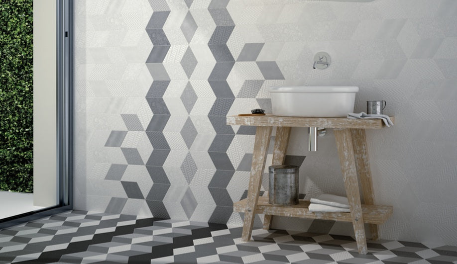 10 Ways To Make A Statement In Your Home Using Wall Floor Tiles