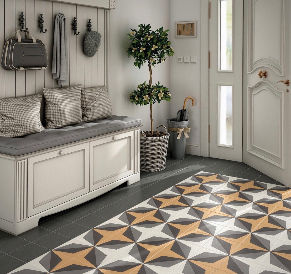 Kitchen Flooring Trends 2015: Top 5 Tile Trend Tips For 2016
