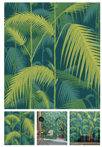 Cole and son wallpaper Jungle palm