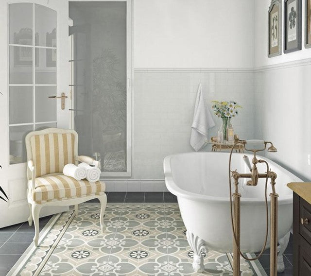 Traditional London Tile Range