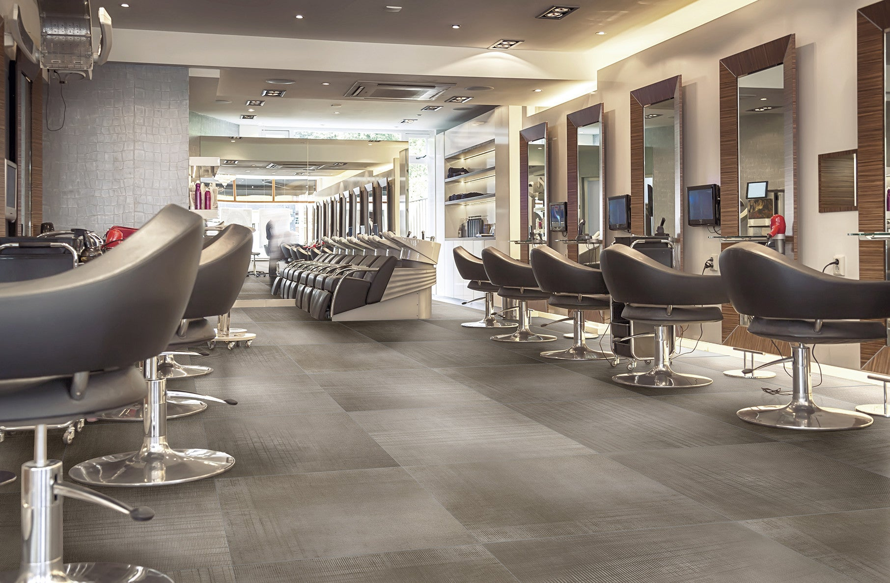 Creative & Modern Tiles for Hairdressers, Salons and Barber ...