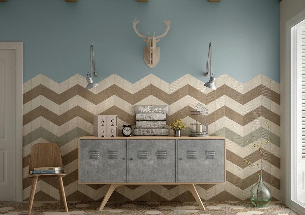 Get Creative - Tile Trends 2016
