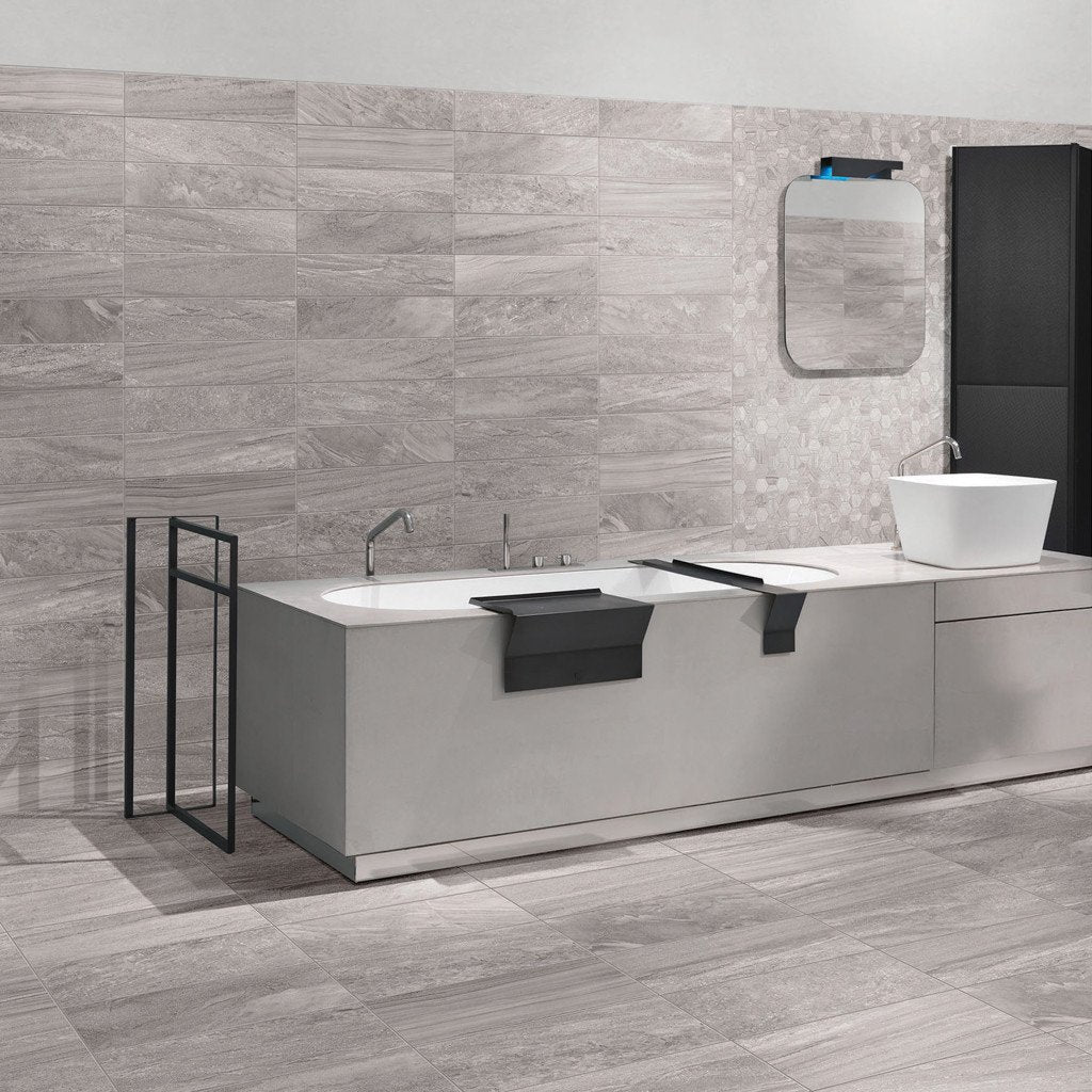 5 Tile Ideas Perfect For Small Bathrooms & Cloakrooms
