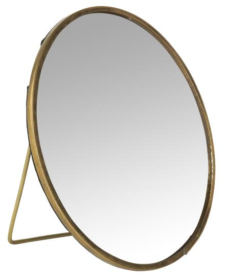 Round Dressing Table Mirror