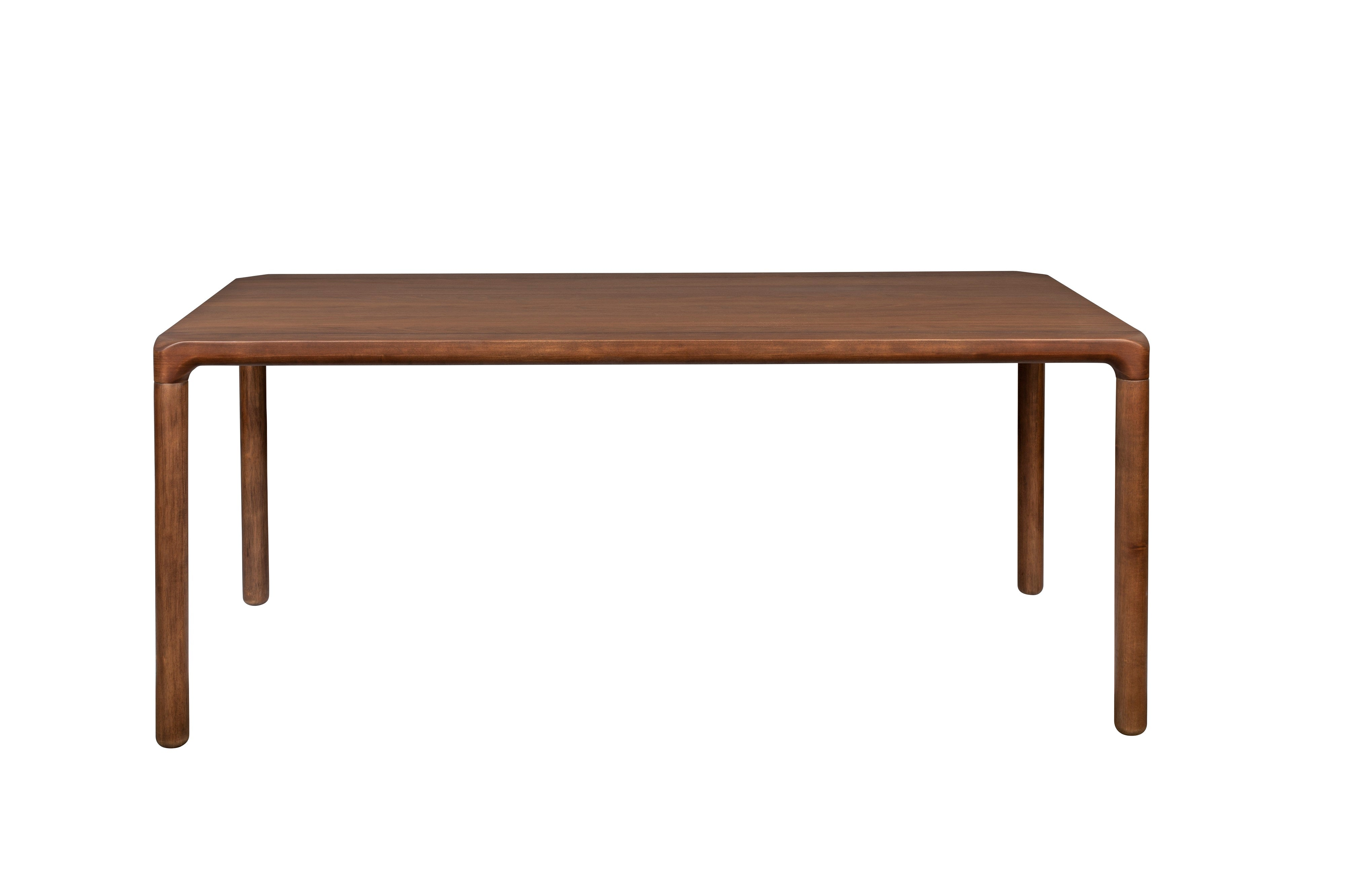 Storm Walnut Dining Table