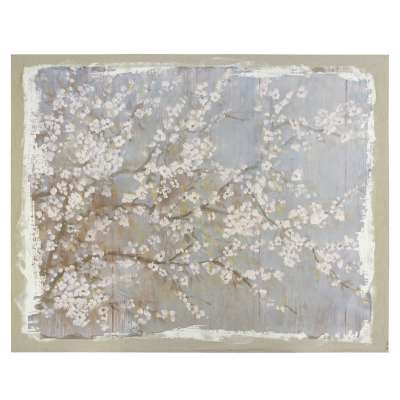 Floral Blossom Canvas Wall Art