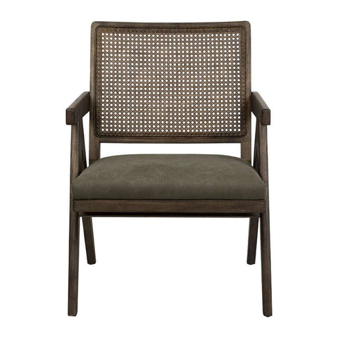 Adelice Armchair in Khaki