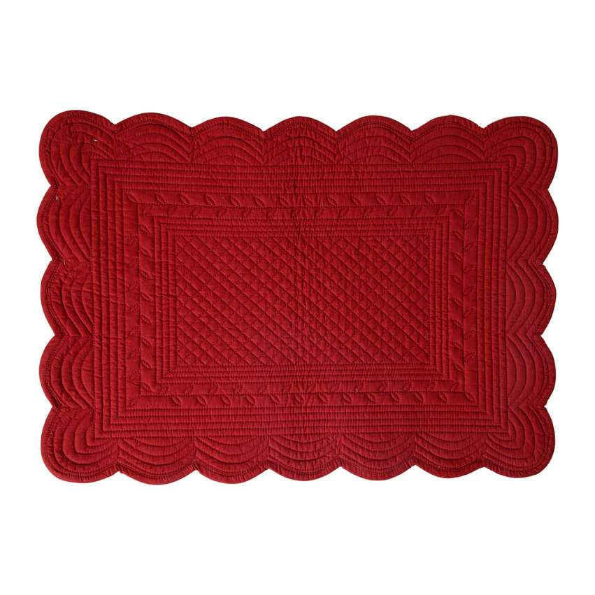 Rectangular Quilted Placemat