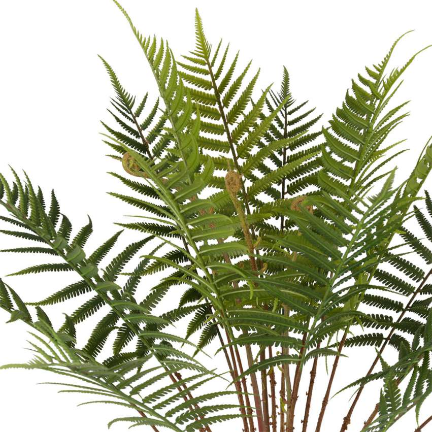 Faux Fern Potted Plant
