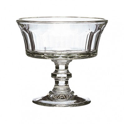 Goblet Style Ice Cream Bowl