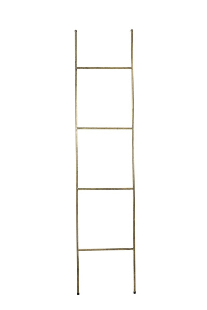 Metal Storage Ladder