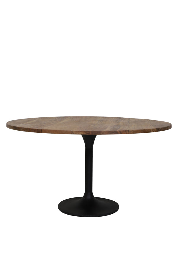 Acacia Top Pod Dining Table