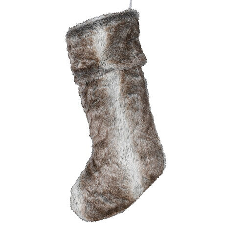 Extra Large Faux-Fur Stocking