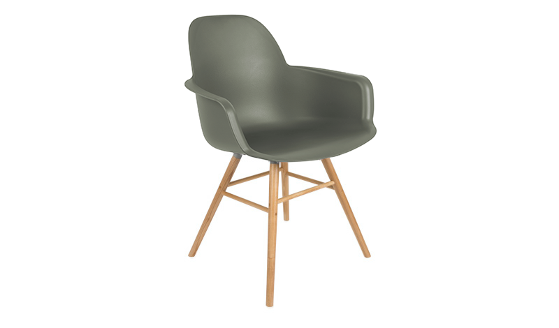 Kuip Armchair/Carver (Assorted Colours)